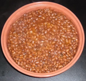 Barbecue beans