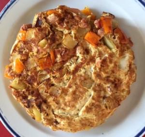 Western Omelette CW