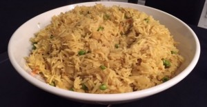Moroccan Rice Pilaf